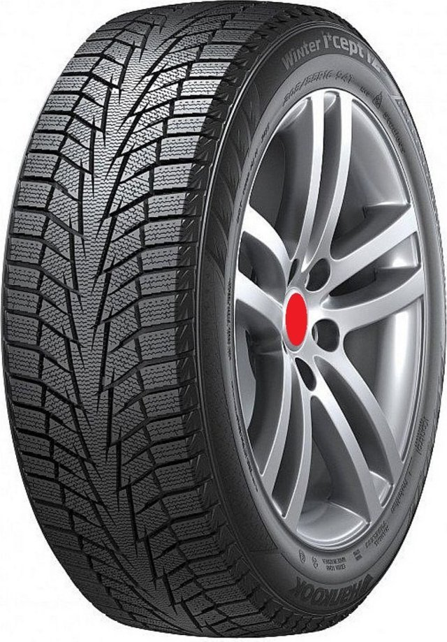 Автомобильная шина Hankook Winter i*cept IZ2 W616 215/55 R17 98T Зимняя