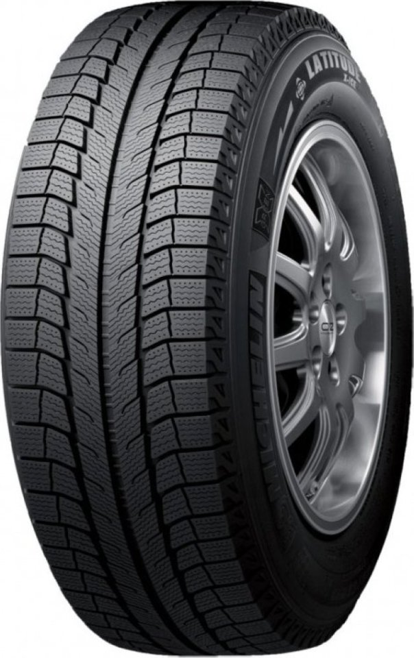 Автомобильная шина Michelin Latitude X-Ice 2 215/70 R16 100T Зимняя