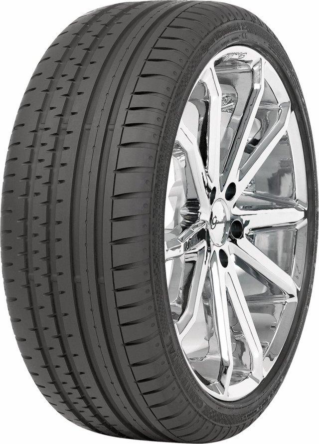 Автомобильная шина Continental ContiSportContact 2 265/45 R20 104Y Летняя