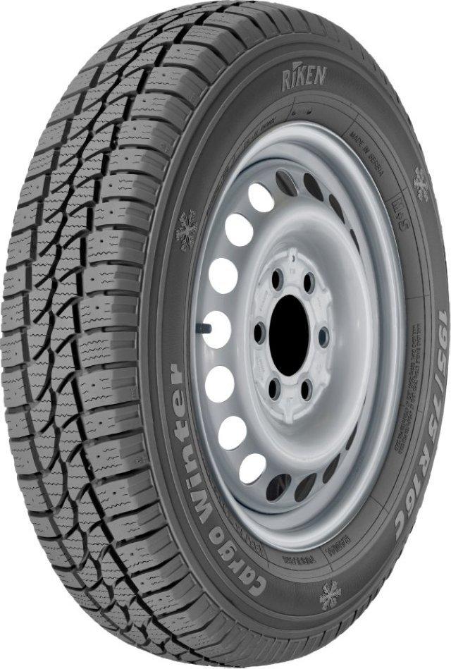 Автомобильная шина Riken Cargo Winter 215/65 R16C 109R Зимняя