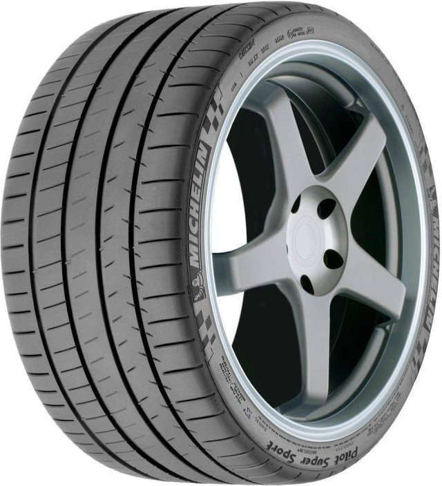 Автомобильная шина Michelin Pilot Super Sport 255/40 R18 95Y Летняя