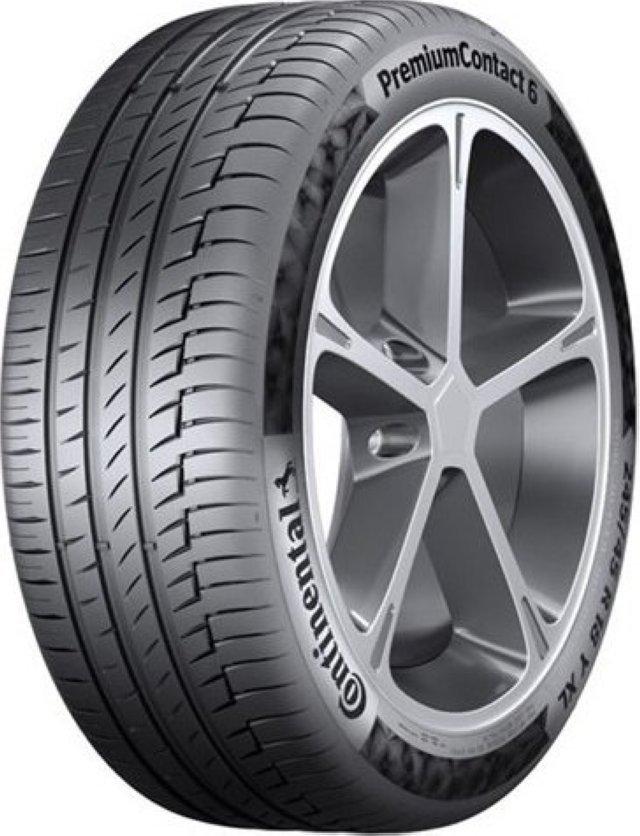 Автомобильная шина Continental PremiumContact 6 275/45 R20 110Y Летняя