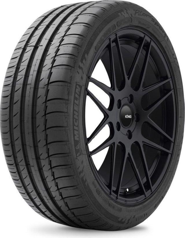Автомобильная шина Michelin Pilot Sport 2 295/30 R19 100Y Летняя