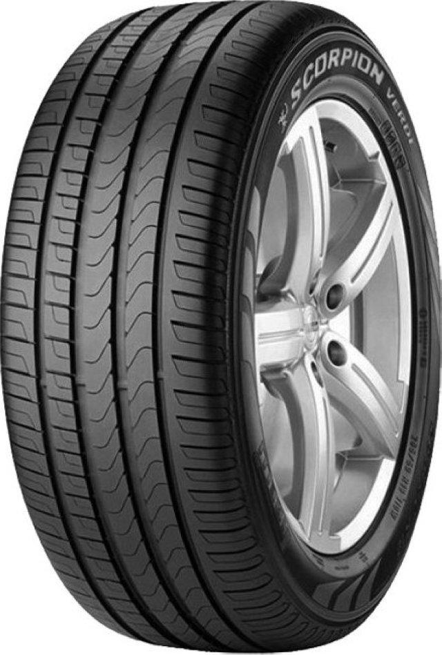 Автомобильная шина Pirelli Scorpion Verde RunFlat 255/55 R18 109V Летняя Run Flat