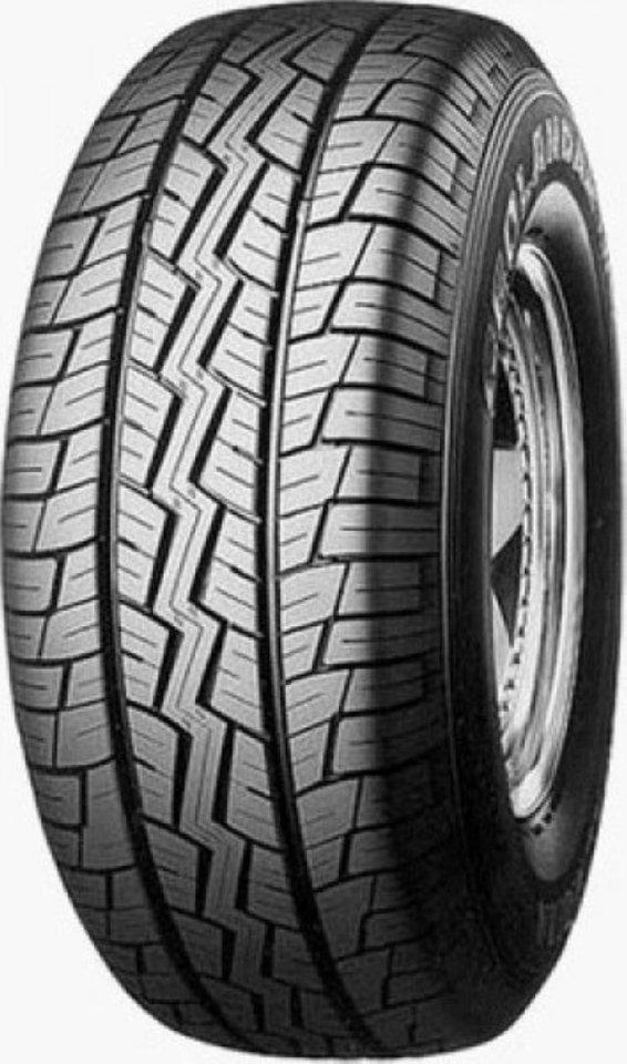 Автомобильная шина Yokohama Geolandar H/T G039 265/70 R16 112S Летняя
