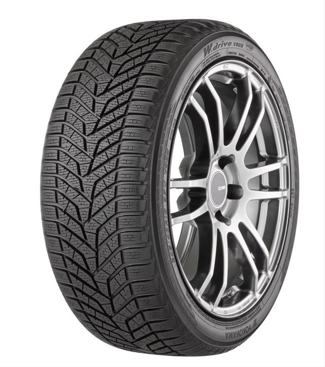 Автомобильная шина Yokohama W.drive V905 275/40 R20 106V Зимняя