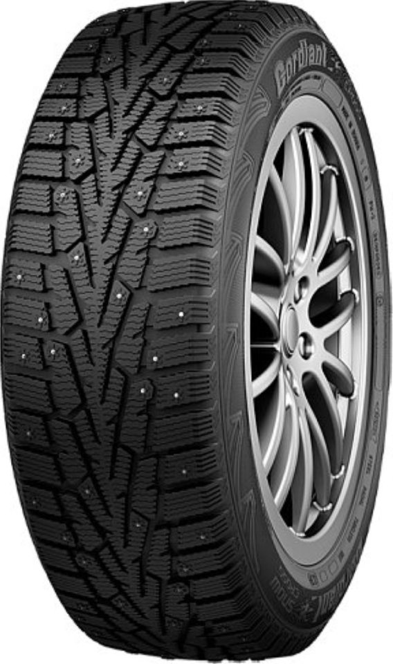 Автомобильная шина Cordiant Snow Cross 235/65 R17 108T Зимняя