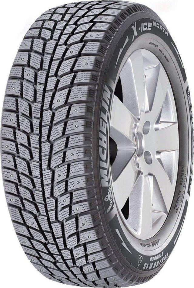 Автомобильная шина Michelin Latitude X-Ice North 235/60 R17 102T Зимняя