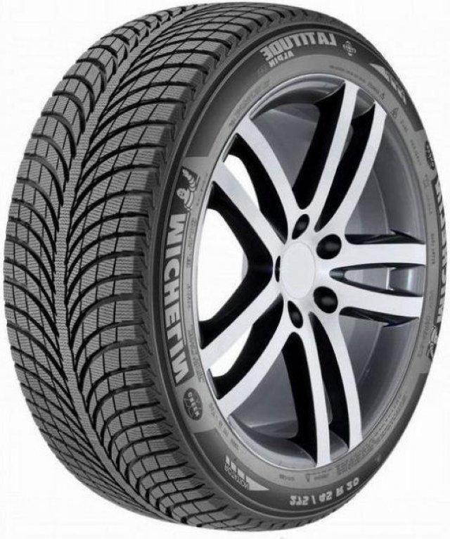 Автомобильная шина Michelin Latitude Alpin 2 225/60 R18 104H Зимняя