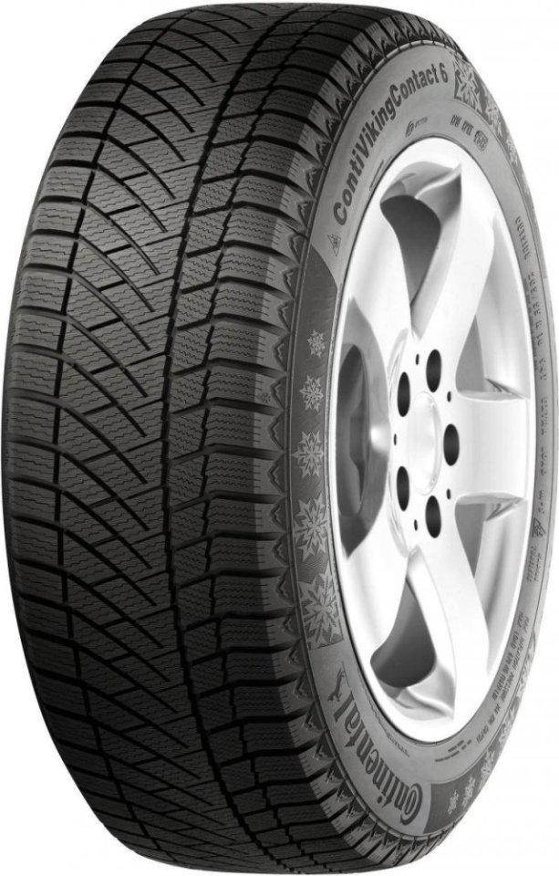 Автомобильная шина Continental ContiVikingContact 6 SUV 255/65 R17 114T Зимняя