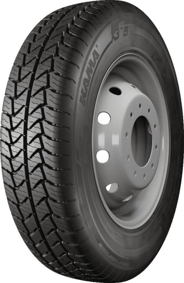 Автомобильная шина Кама-243 (КАМА 365) 175/ R16C 98N Всесезонная