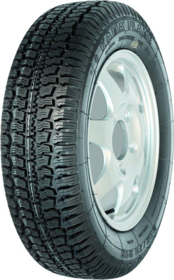 Автомобильная шина Кама-Flame 205/70 R16 91Q Всесезонная