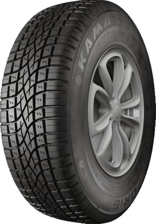 Автомобильная шина Кама-221 235/70 R16 109Q Всесезонная