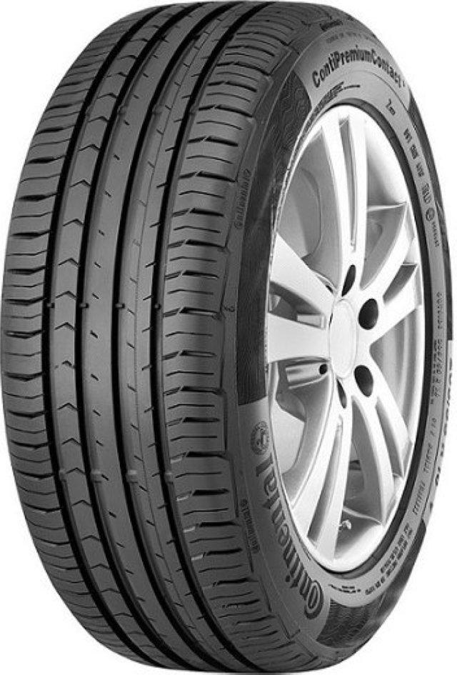 Автомобильная шина Continental ContiPremiumContact 5 215/60 R16 95V Летняя