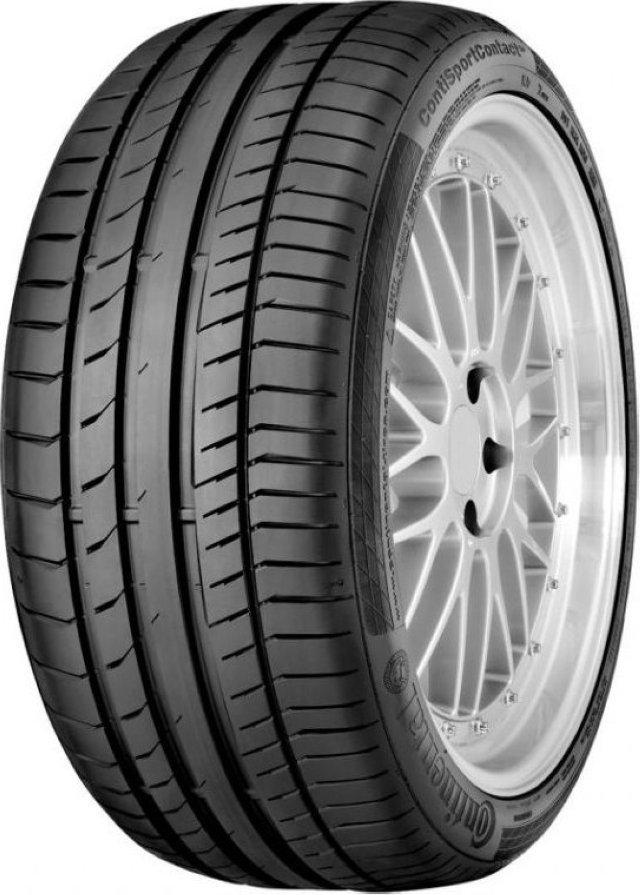 Автомобильная шина Continental ContiSportContact 5 225/40 R19 89W Летняя Run Flat