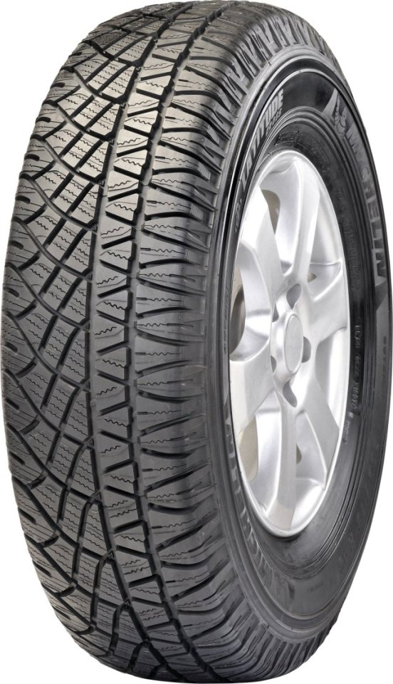 Автомобильная шина Michelin Latitude Cross 265/70 R17 115H Летняя