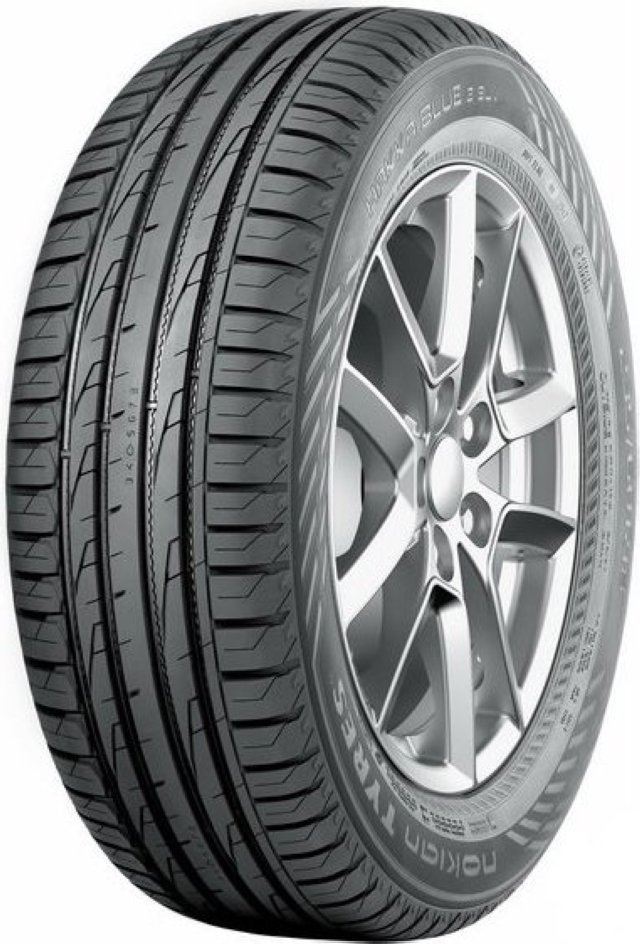 Автомобильная шина Nokian Hakka Blue 2 SUV 265/65 R17 116H Летняя