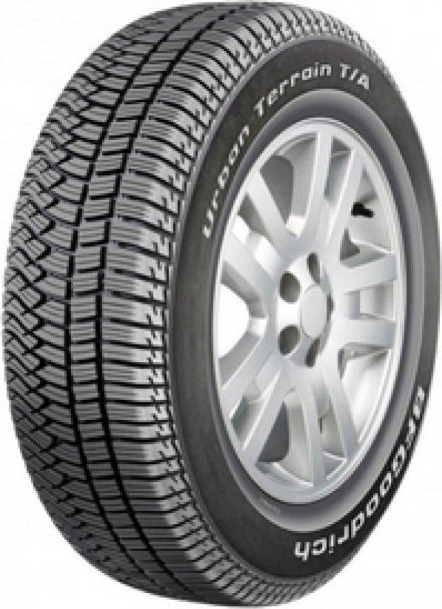 Автомобильная шина BFGoodrich Urban Terrain T/A 235/55 R18 100V Всесезонная