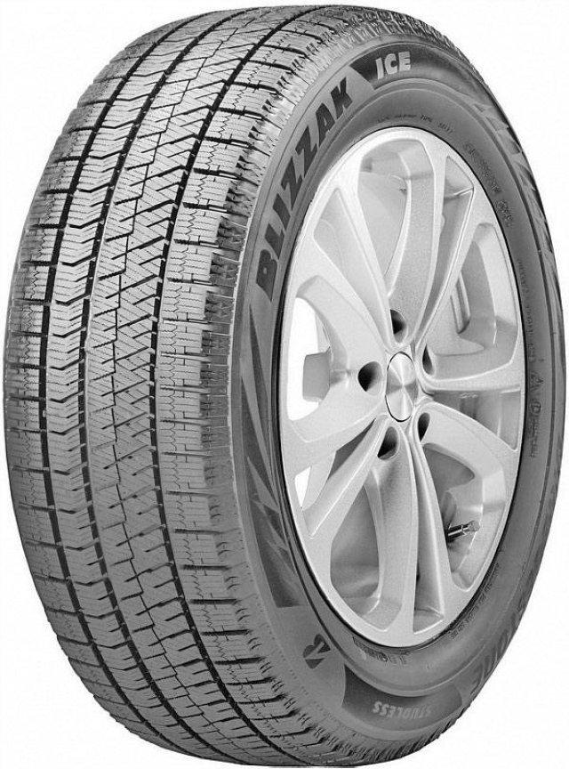 Автомобильная шина Bridgestone Blizzak Ice 185/55 R16 83S Зимняя