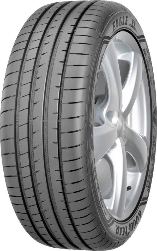 Автомобильная шина Goodyear Eagle F1 Asymmetric 3 255/40 R20 101Y Летняя