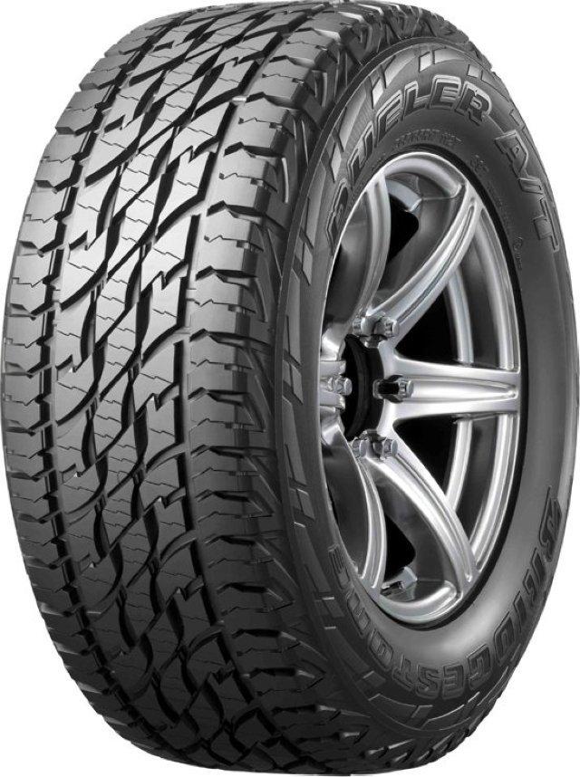 Автомобильная шина Bridgestone Dueler A/T 697 31/10.50 R15 104S Летняя