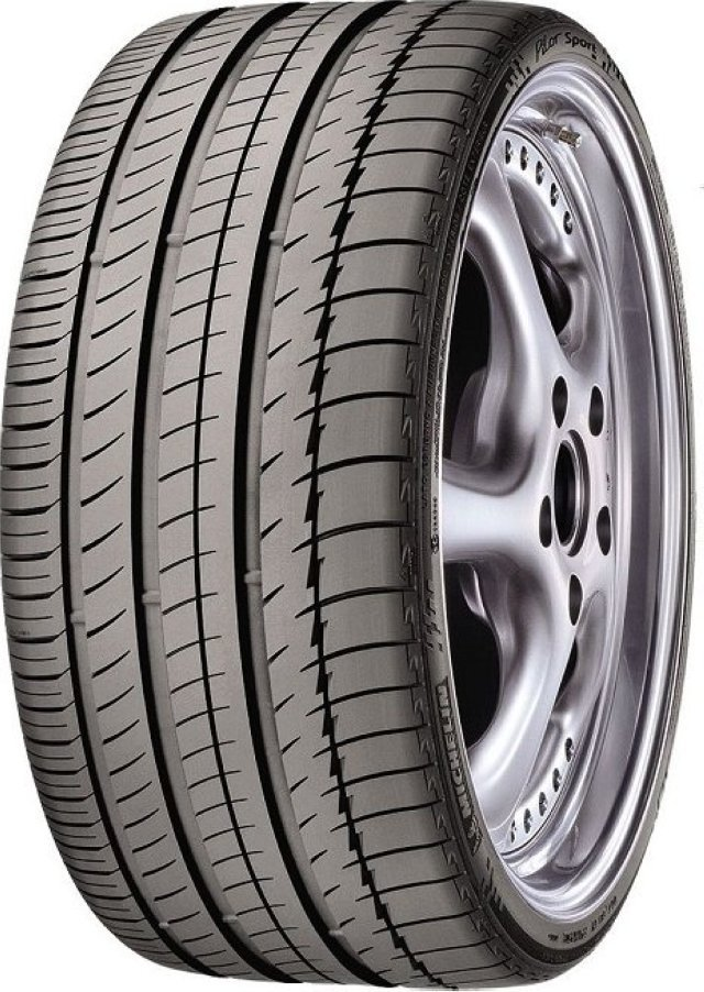 Автомобильная шина Michelin Pilot Sport PS2 245/40 R18 93Y Летняя Run Flat
