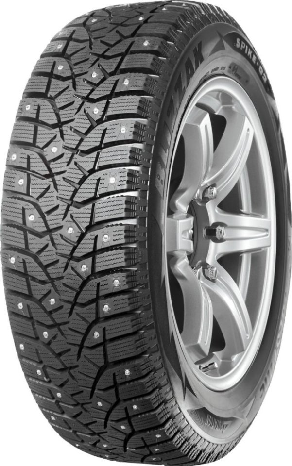 Автомобильная шина Bridgestone Blizzak SPIKE-02 SUV 255/55 R18 109T Зимняя