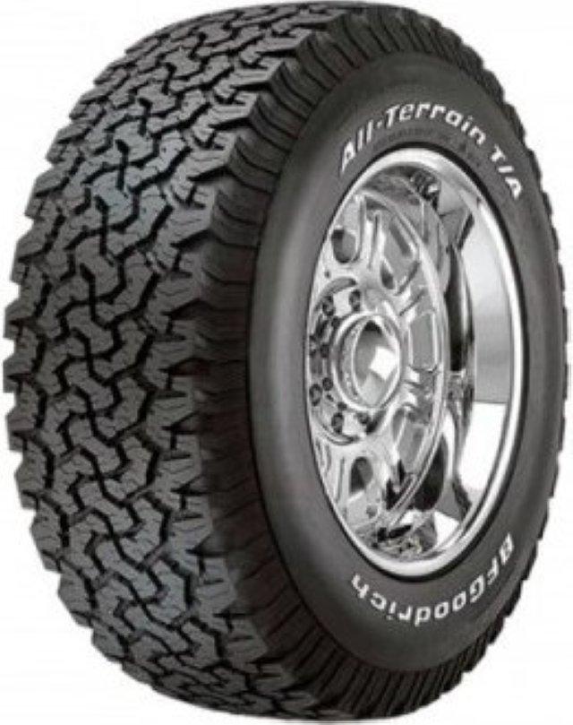 Автомобильная шина BFGoodrich All Terrain KO2 245/75 R16 120S Летняя