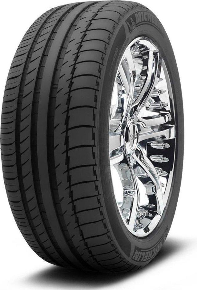 Автомобильная шина Michelin LATITUDE SPORT 3 ZP 255/55 R18 109V Летняя Run Flat