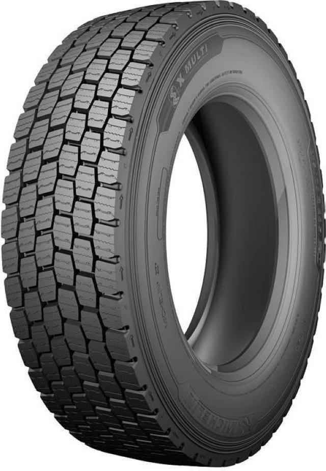 Грузовая шина Michelin X Multi D 215/75 R17,5 126M Всесезонная