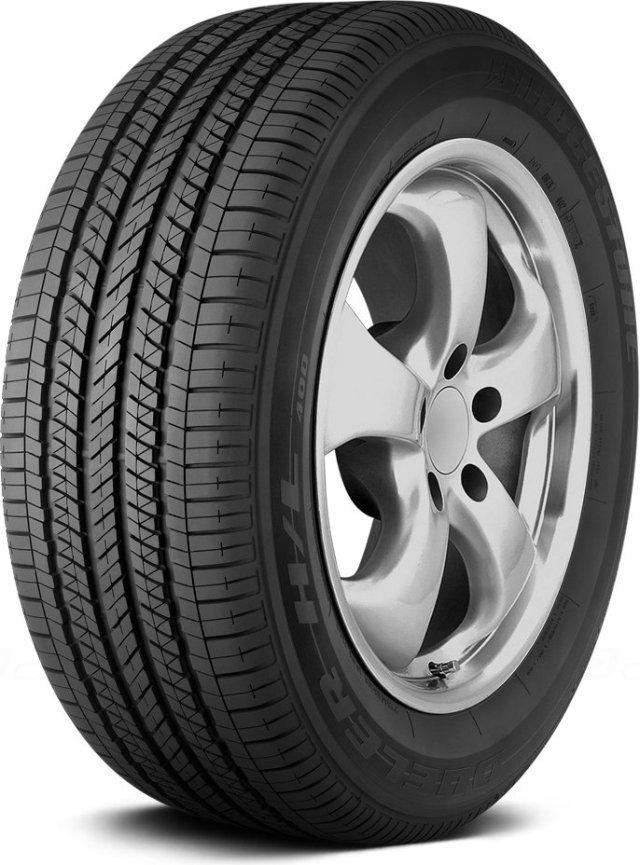 Автомобильная шина Bridgestone Dueler H/L 400 255/55 R18 109H Летняя Run Flat