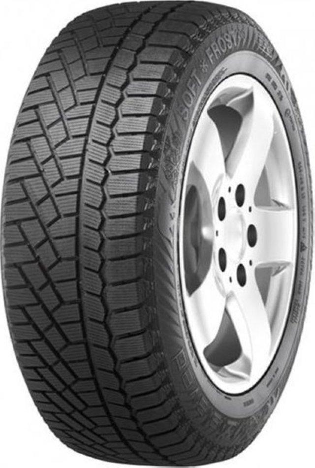 Автомобильная шина Gislaved Soft Frost 200 SUV 215/60 R17 96T Зимняя