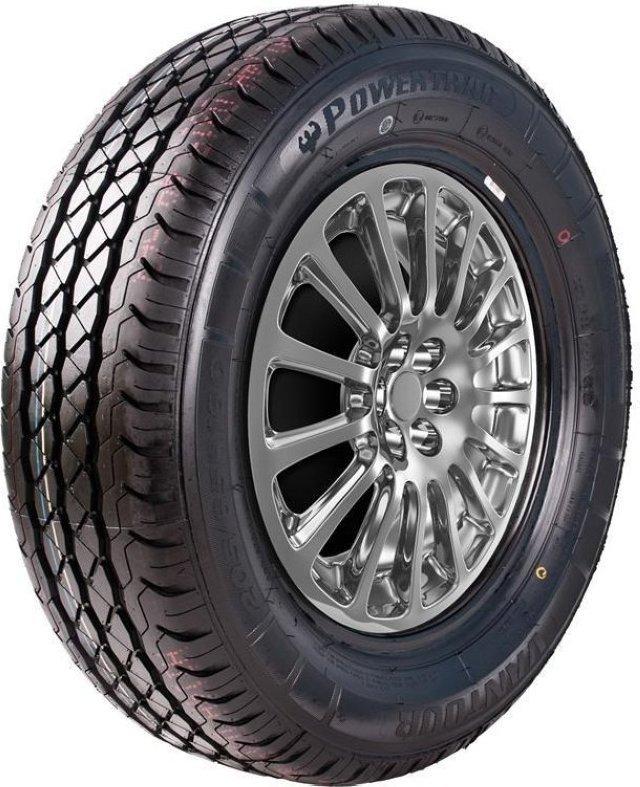 Автомобильная шина PowerTrac VANTour 185/80 R14C 102R Летняя