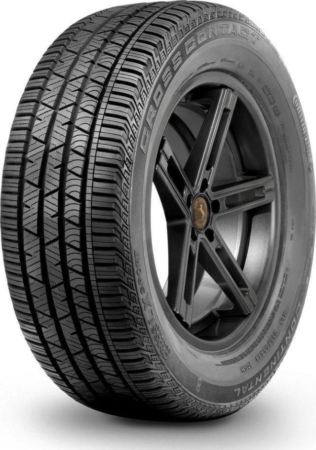 Автомобильная шина Continental ContiCrossContact LX Sport 245/55 R19 103V Летняя