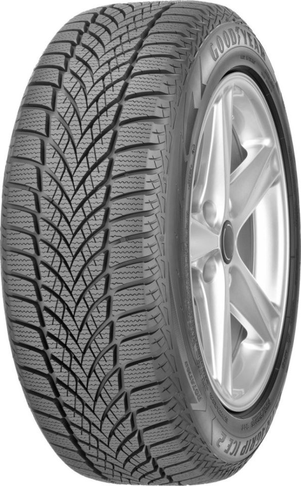 Автомобильная шина Goodyear UltraGrip Ice 2 205/60 R16 96T Зимняя