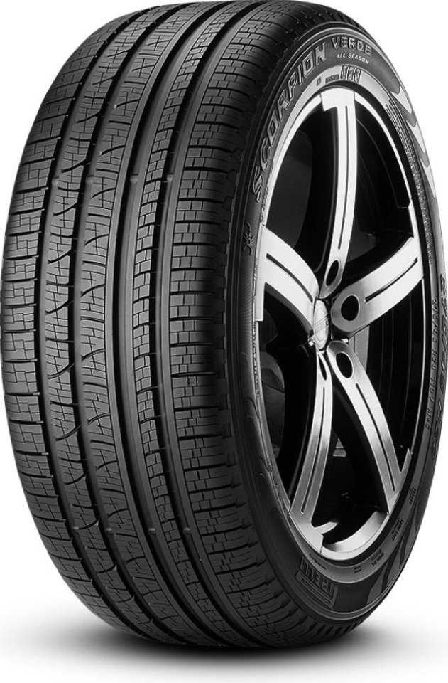 Автомобильная шина Pirelli Scorpion Verde All Season 255/55 R19 111H Летняя