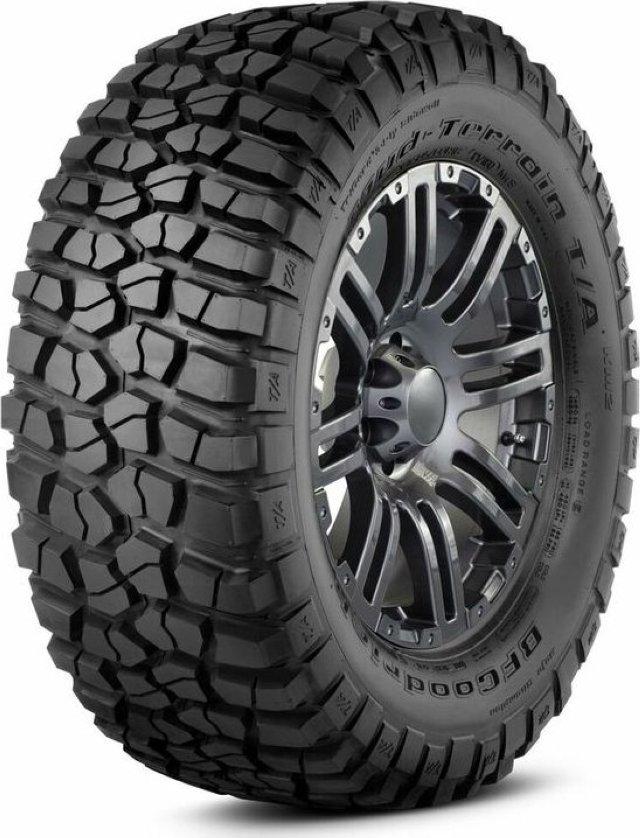 Автомобильная шина BFGoodrich Mud-Terrain T/A KM2 265/70 R17 121Q Летняя