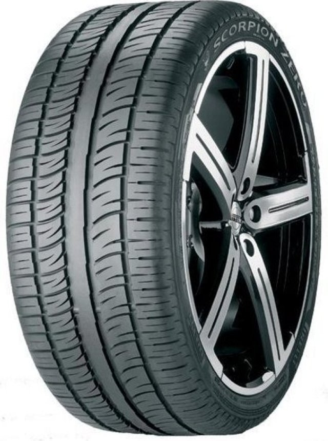 Автомобильная шина Pirelli Scorpion Zero Asimmetrico 255/45 R20 105V Летняя