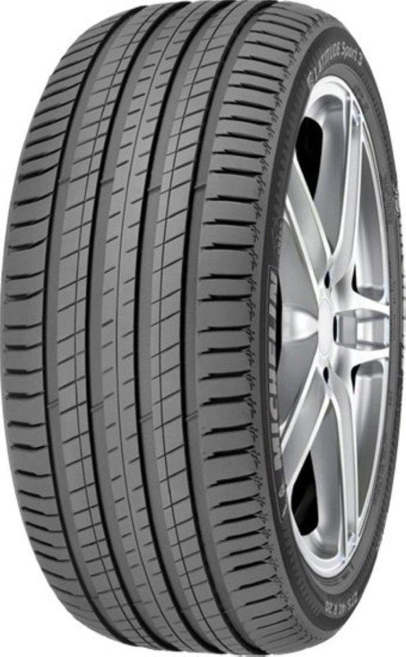 Автомобильная шина Michelin Latitude Sport 3 255/50 R19 103Y Летняя