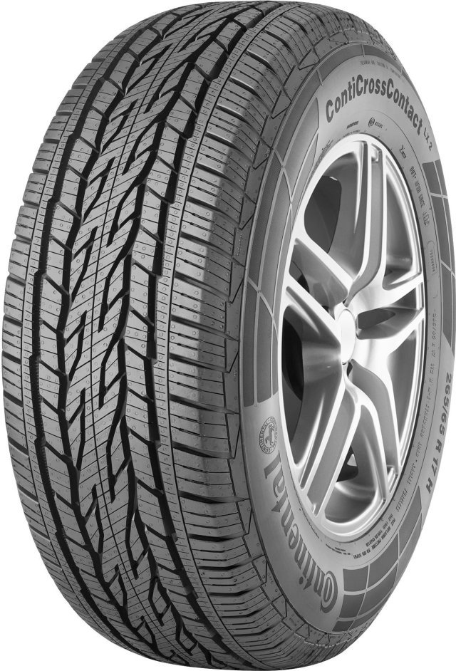 Автомобильная шина Continental ContiCrossContact LX2 275/65 R17 115H Летняя