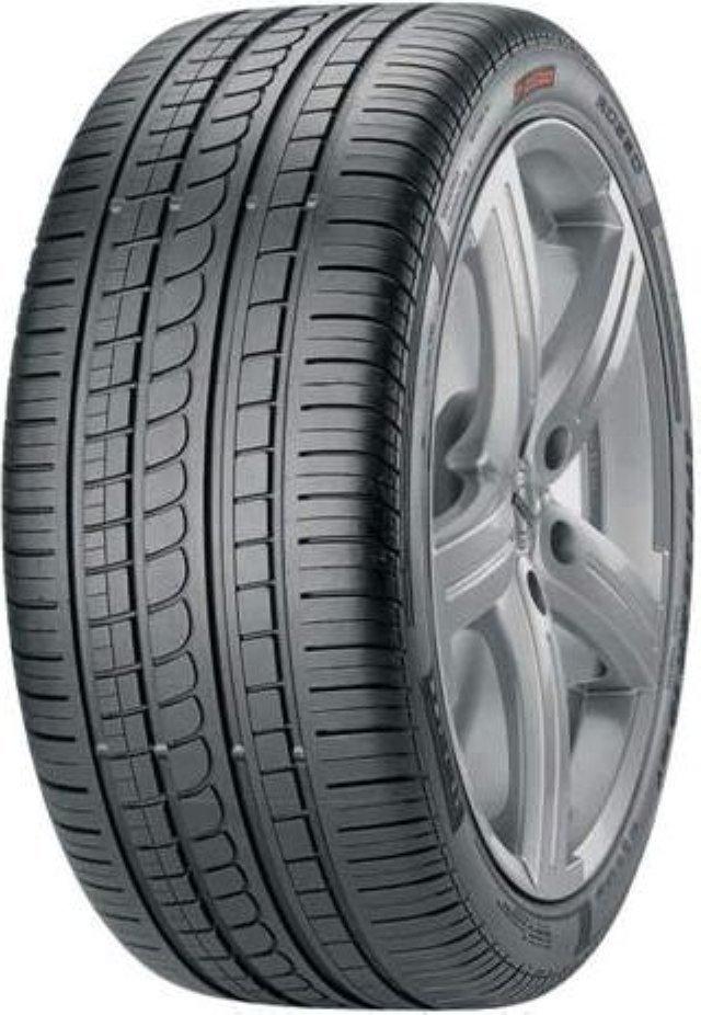 Автомобильная шина Pirelli P Zero Rosso Asimmetrico 235/40 R18 91Y Летняя
