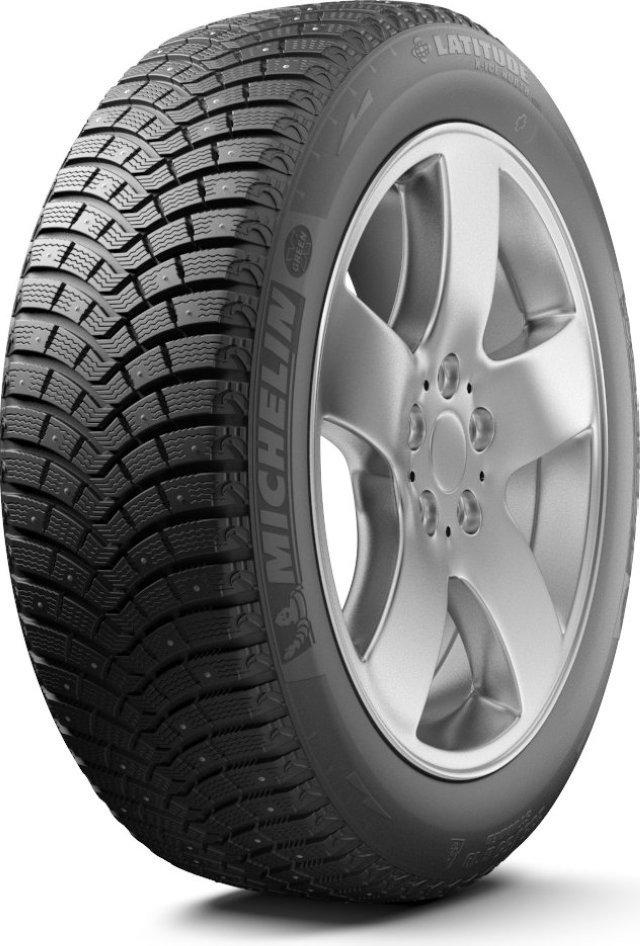 Автомобильная шина Michelin Latitude X-ICE North 2 + 245/60 R18 105T Зимняя