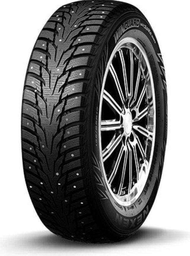 Автомобильная шина Nexen Winguard Winspike WH62 235/55 R17 103T Зимняя