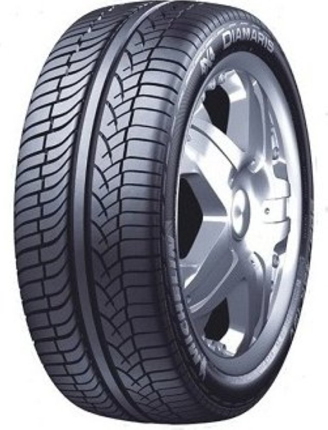 Автомобильная шина Michelin 4x4 Diamaris 235/65 R17 108V Летняя
