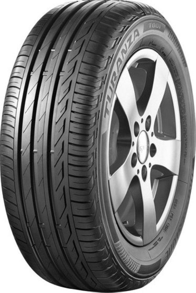 Автомобильная шина Bridgestone Turanza T001 195/50 R15 82V Летняя