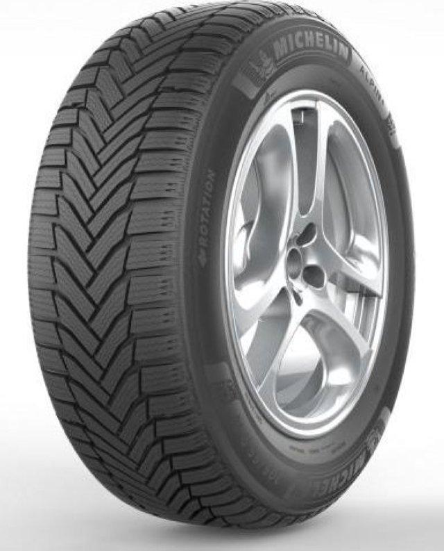 Автомобильная шина Michelin Alpin 6 205/45 R17 88H Зимняя