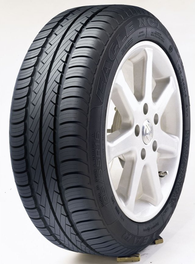 Автомобильная шина Goodyear Eagle NCT5 285/45 R21 109W Летняя Run Flat