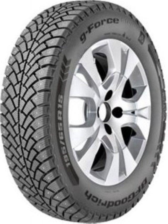 Автомобильная шина BFGoodrich G-Force Stud 215/55 R16 97Q Зимняя