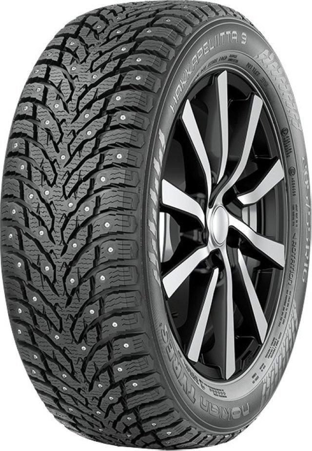 Автомобильная шина Nokian Hakkapeliitta 9 Run Flat 245/45 R18 100T Зимняя Run Flat