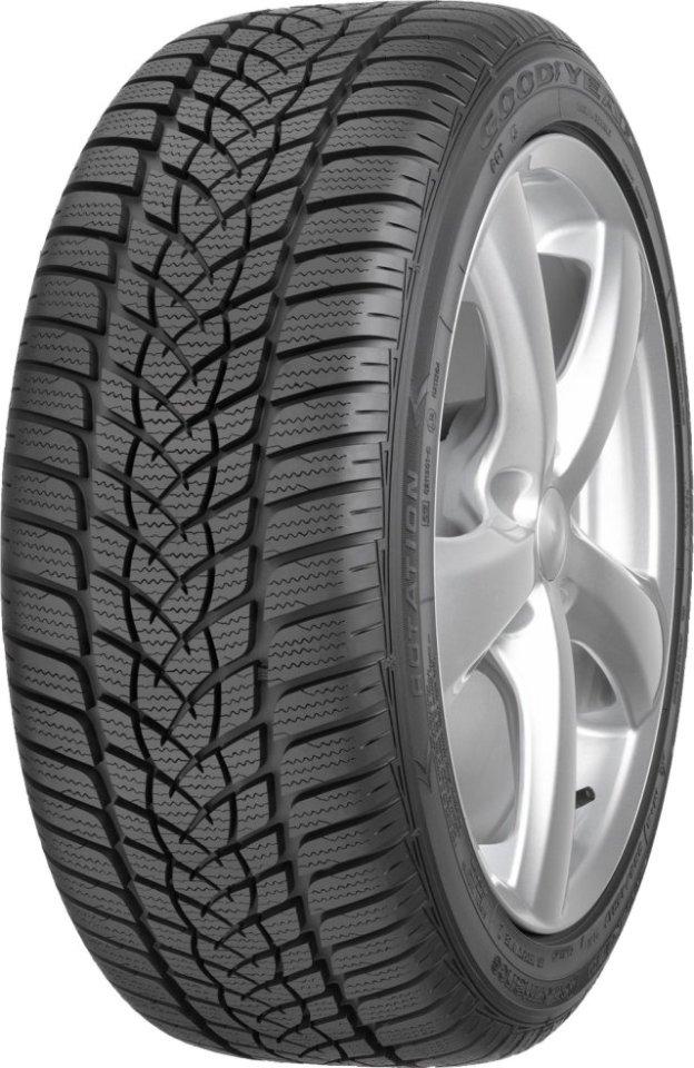 Автомобильная шина Goodyear UltraGrip Performance 2 205/55 R16 91H Зимняя Run Flat